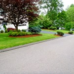 Kelly's Landscaping After Mulching and Pruning